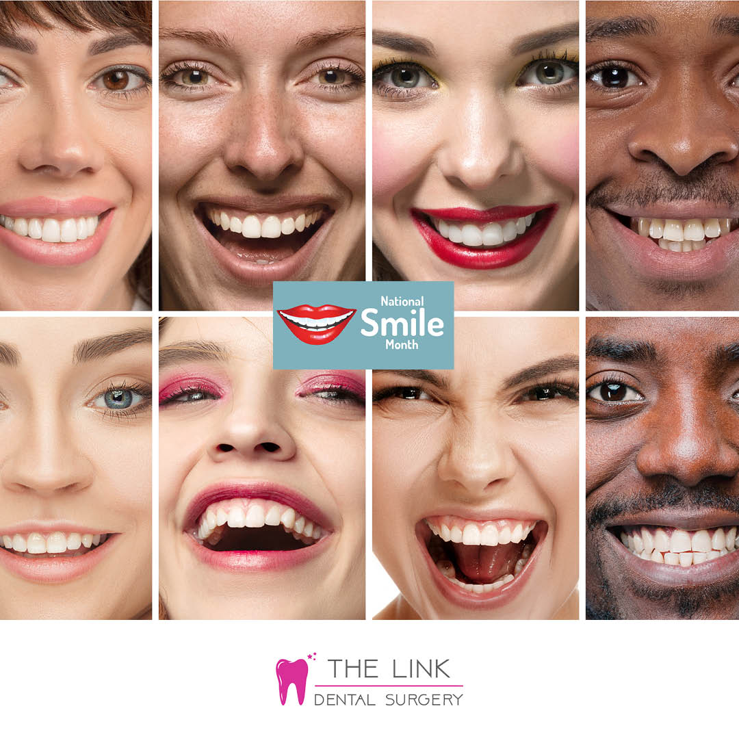 national smile month 2021